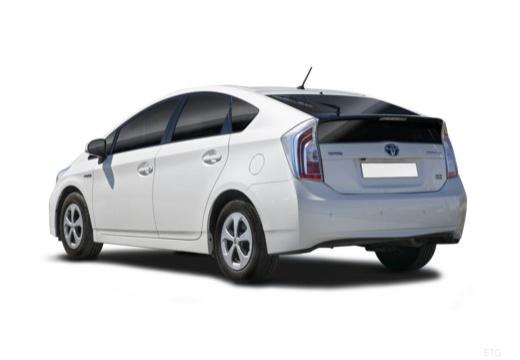 Toyota Prius III hatchback tylny lewy