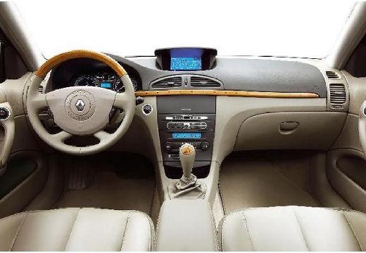 RENAULT Laguna II II hatchback tablica rozdzielcza