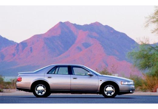 CADILLAC Seville sedan silver grey przedni lewy