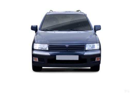 MITSUBISHI Space Wagon III van niebieski jasny przedni