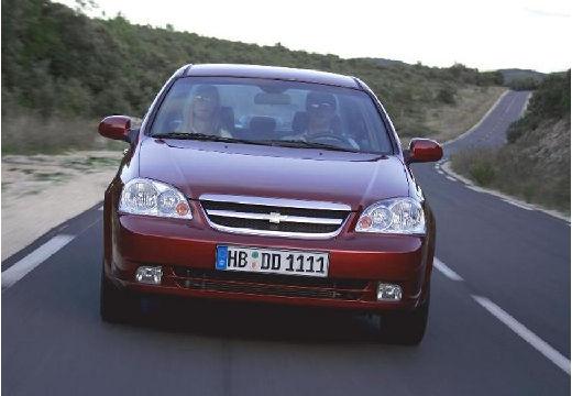 CHEVROLET Lacetti 1.6 SX / Premium Sedan 109KM (benzyna)