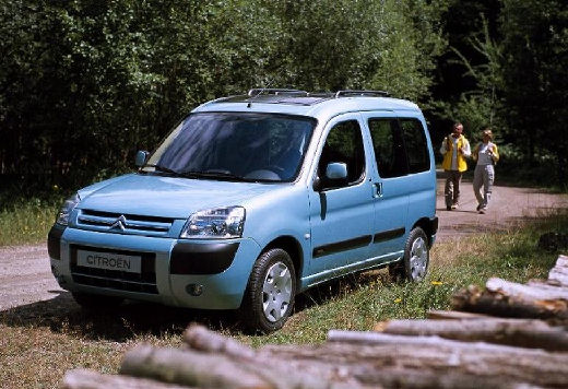 CITROEN Berlingo II 1.4i Freeze x Kombi 75KM (benzyna)