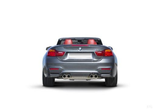 BMW Seria 4 Cabrio F33 kabriolet tylny
