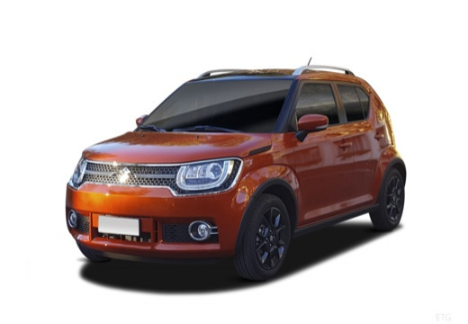 SUZUKI Ignis 1.2 SHVS Elegance Hatchback III 1.3 90KM (benzyna)