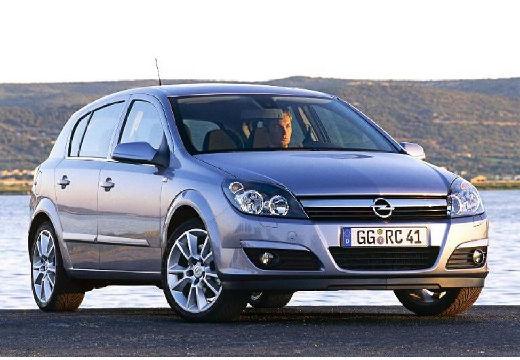 OPEL Astra III I hatchback silver grey przedni prawy