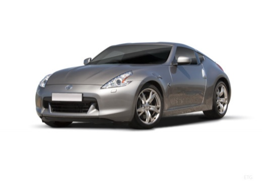 NISSAN 370 Z coupe