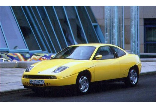 FIAT Coup e coupe przedni lewy