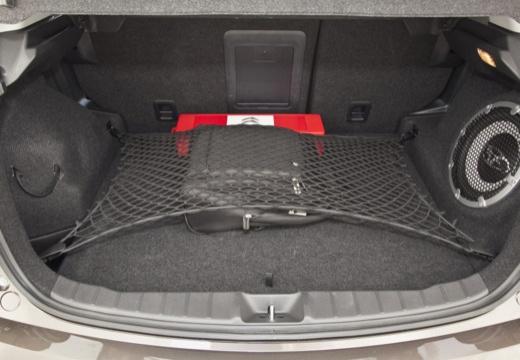 CITROEN C4 Aircross hatchback brązowy przestrzeń załadunkowa