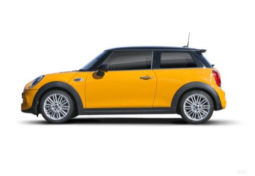 MINI [BMW] Mini MINI Cooper hatchback boczny lewy