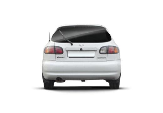 DAEWOO / FSO Lanos FSO hatchback tylny