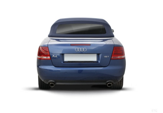 AUDI A4 Cabriolet 8H II kabriolet tylny