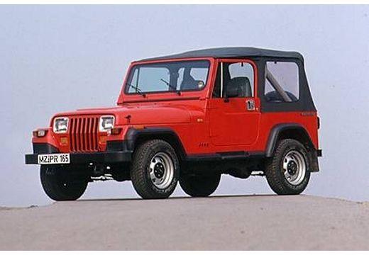 JEEP Wrangler Hardtop II soft top czerwony jasny przedni lewy