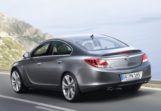 OPEL Insignia 1.4 T LPG Edition Hatchback I 140KM (benzyna/gaz)