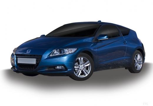 HONDA CR-Z coupe niebieski jasny