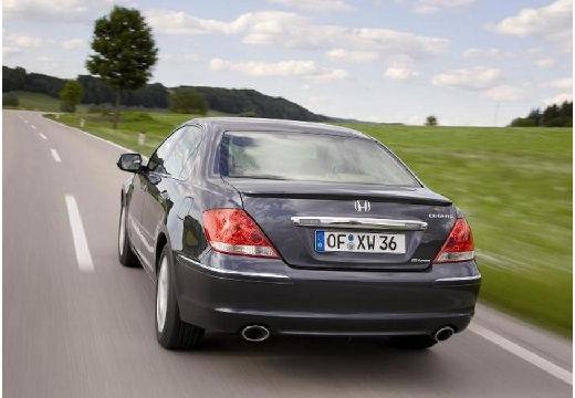 HONDA Legend sedan silver grey tylny lewy