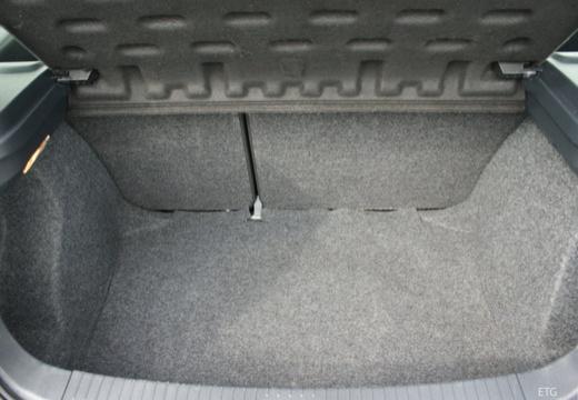 SEAT Ibiza IV hatchback przestrzeń załadunkowa