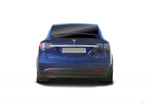 TESLA Model X hatchback tylny