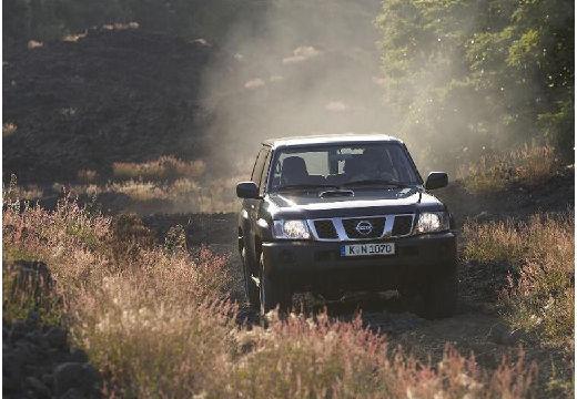 NISSAN Patrol 3.0 DiT Elegance Kombi II 160KM (diesel)