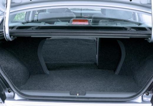 MITSUBISHI Lancer V sedan silver grey przestrzeń załadunkowa