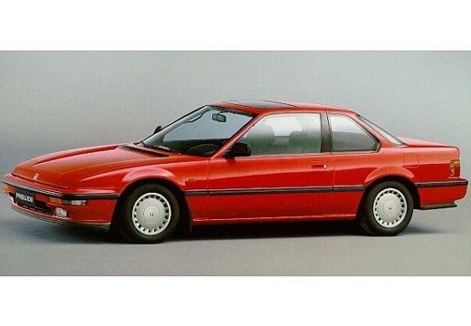 HONDA Prelude coupe czerwony jasny przedni lewy