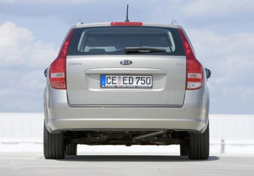 KIA Ceed Sporty Wagon II kombi silver grey tylny