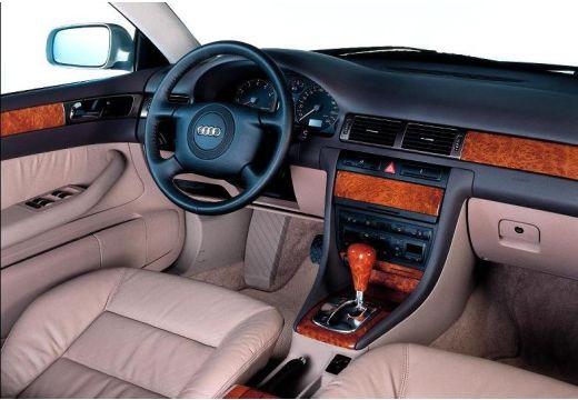 AUDI A6 /S6 4B I sedan wnętrze