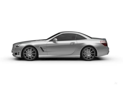 MERCEDES-BENZ Klasa SL SL 231 I roadster boczny lewy