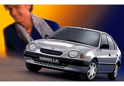 Toyota Corolla 1.6 Terra Hatchback Liftback IV 110KM (benzyna)