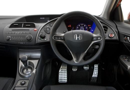 HONDA Civic VII hatchback tablica rozdzielcza