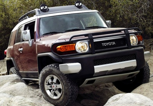 Toyota FJ Cruiser Kombi