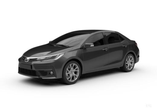 Toyota Corolla IV sedan przedni lewy