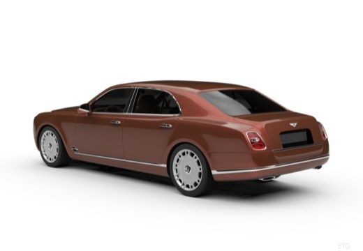 BENTLEY Mulsanne sedan tylny lewy