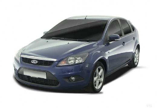 FORD Focus IV hatchback niebieski jasny