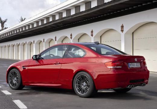 BMW Seria 3 E92 I coupe czerwony jasny tylny lewy
