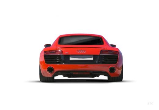 AUDI R8 II coupe tylny