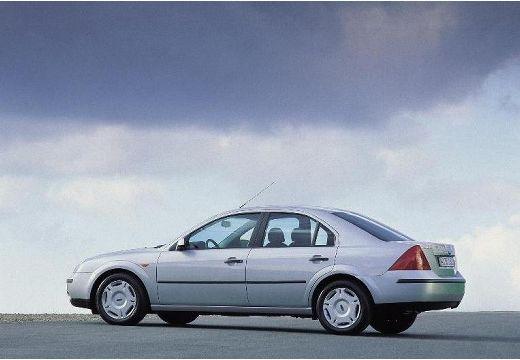 FORD Mondeo III hatchback silver grey tylny lewy