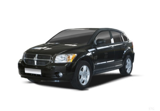 DODGE Caliber I hatchback