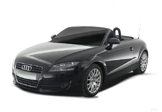 AUDI TT II roadster szary ciemny