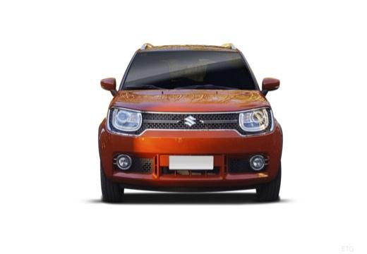 SUZUKI Ignis III hatchback przedni