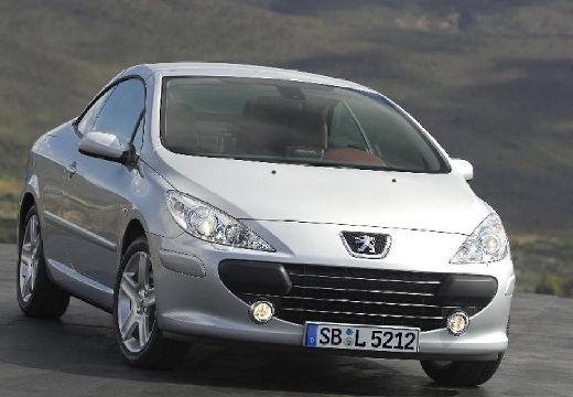 PEUGEOT 307 CC 2.0 Sport Kabriolet II 180KM (benzyna)