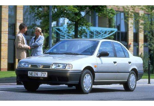 NISSAN Primera 1.6 LX Sedan I 102KM (benzyna)