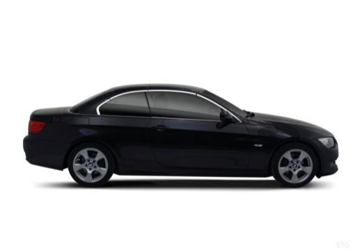 BMW Seria 3 Cabriolet E93 II kabriolet boczny prawy