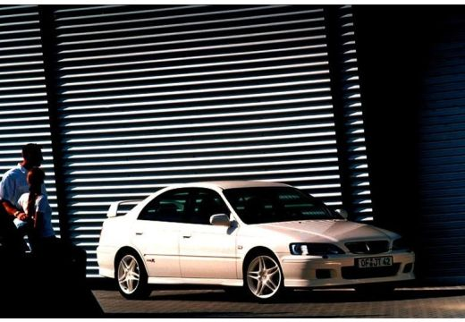 HONDA Accord IV sedan biały przedni lewy