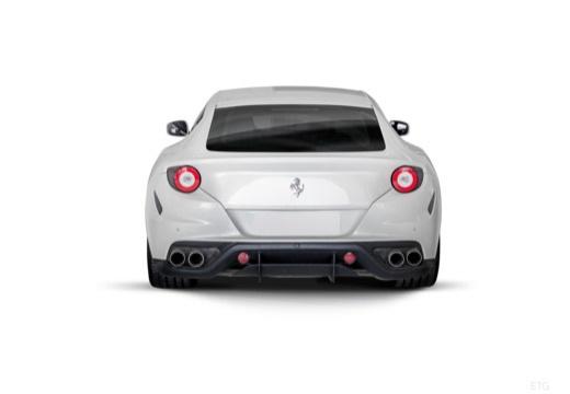 FERRARI FF I coupe biały tylny