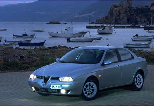 ALFA ROMEO 156 2.5 V6 Distinctive Sedan II 192KM (benzyna)