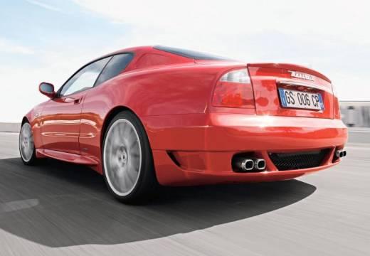 MASERATI 4200 coupe czerwony jasny tylny lewy