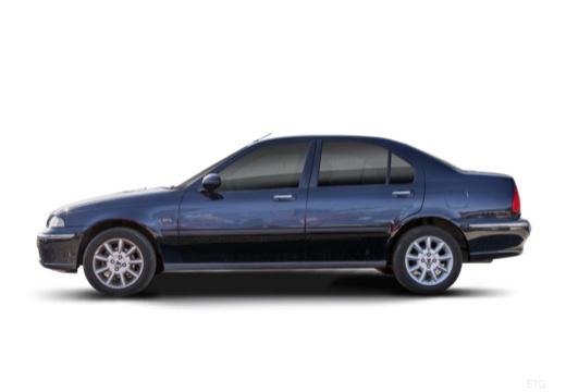 ROVER 45 sedan boczny lewy
