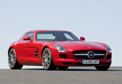 MERCEDES-BENZ SLS AMG GT Final Edition Roadster 6.3 592KM (benzyna)