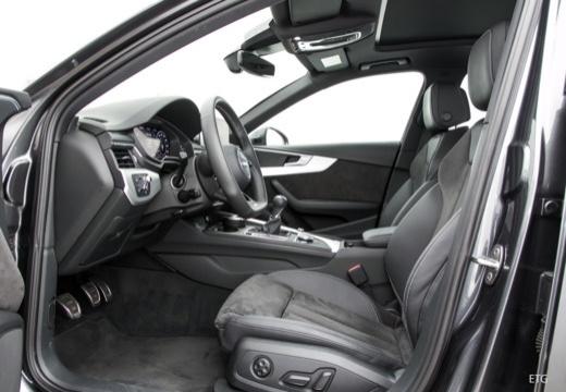 AUDI A4 Avant I kombi wnętrze
