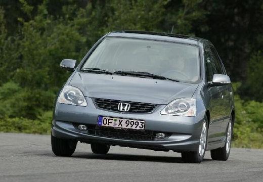 HONDA Civic 1.4i LS High Hatchback V 90KM (benzyna)
